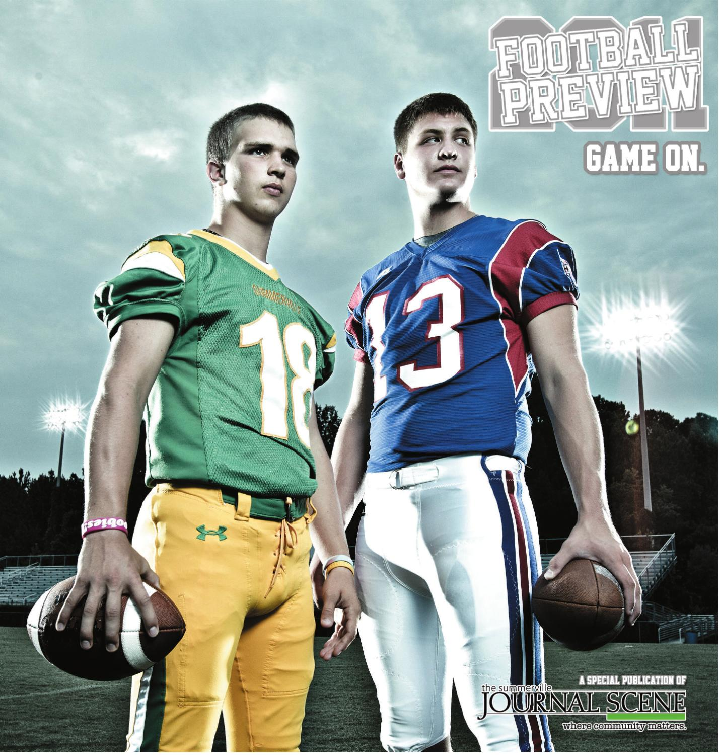 summerville football section 2011 by summerville communications