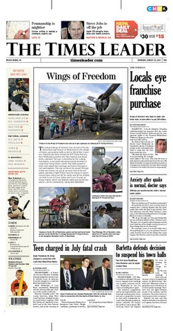 Times Leader 08-25-2011 by The Wilkes-Barre Publishing Company - issuu 3e287042e