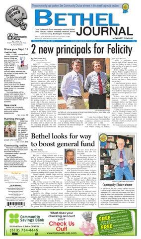 Bethel Journal 082411 By Enquirer Media Issuu