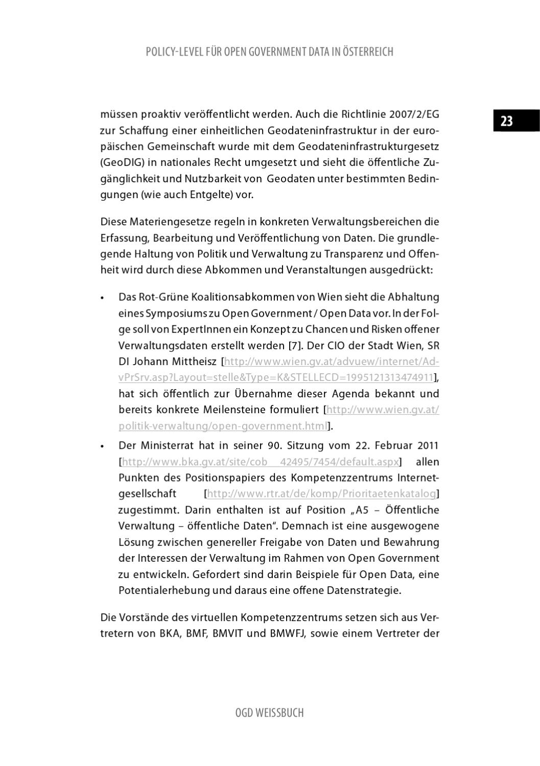 Open Government Data Weißbuch by Semantic Web Company SWC - issuu