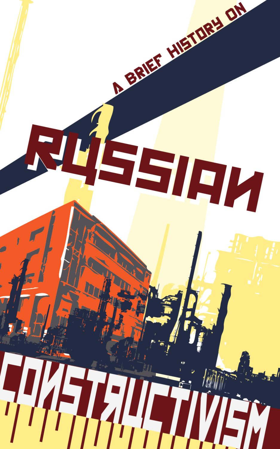 russian constructivism by eric louw