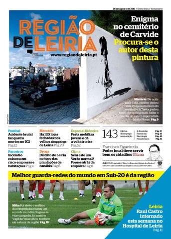 Região de Leiria, 26 de Agosoto de 2011 by Região de Leiria Jornal ... e75f9d659a