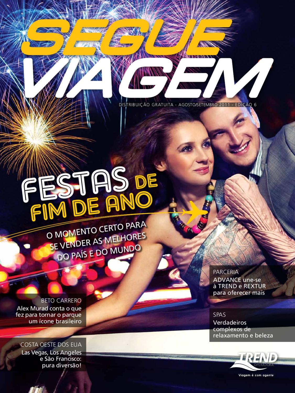 3596ef0de2d Revista Segue Viagem Edicao 06 by Trend Operadora - issuu