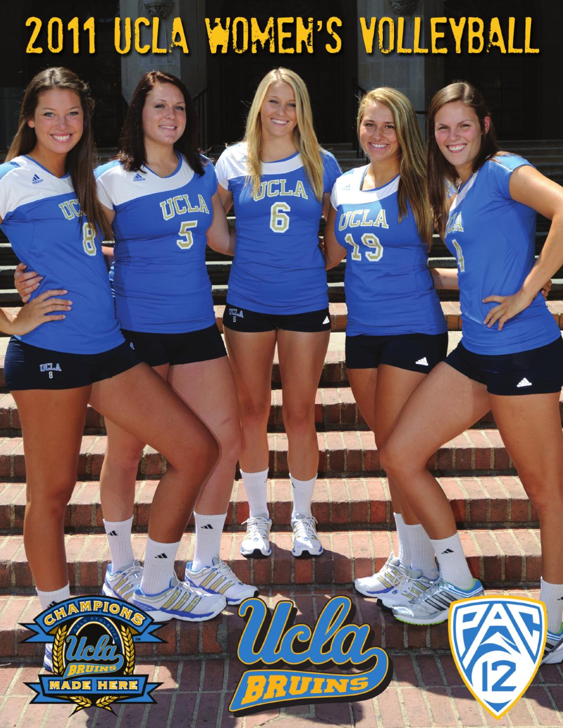 2011 Ucla Women S Volleyball Media Guide By Ucla Athletics Issuu