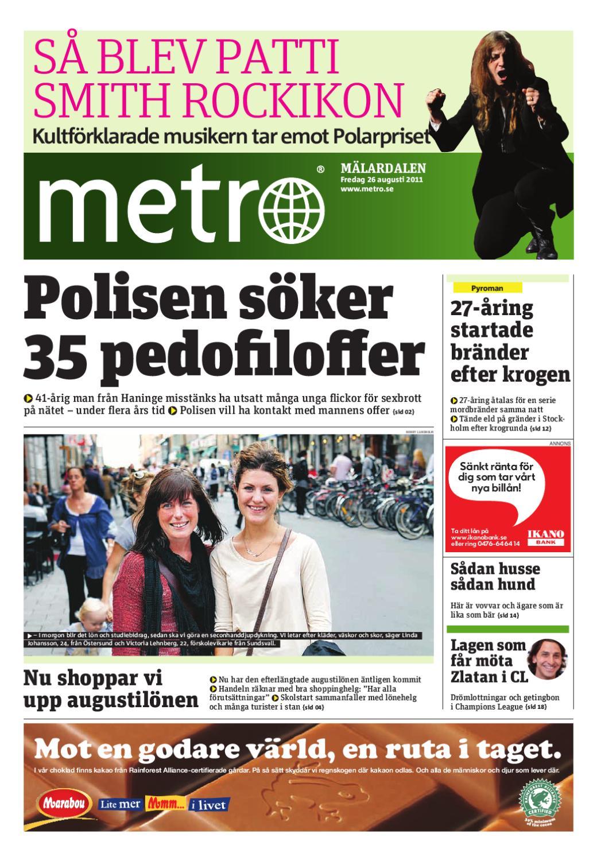 2d5f43cffe7f 20110826_se_riks by Metro Sweden - issuu