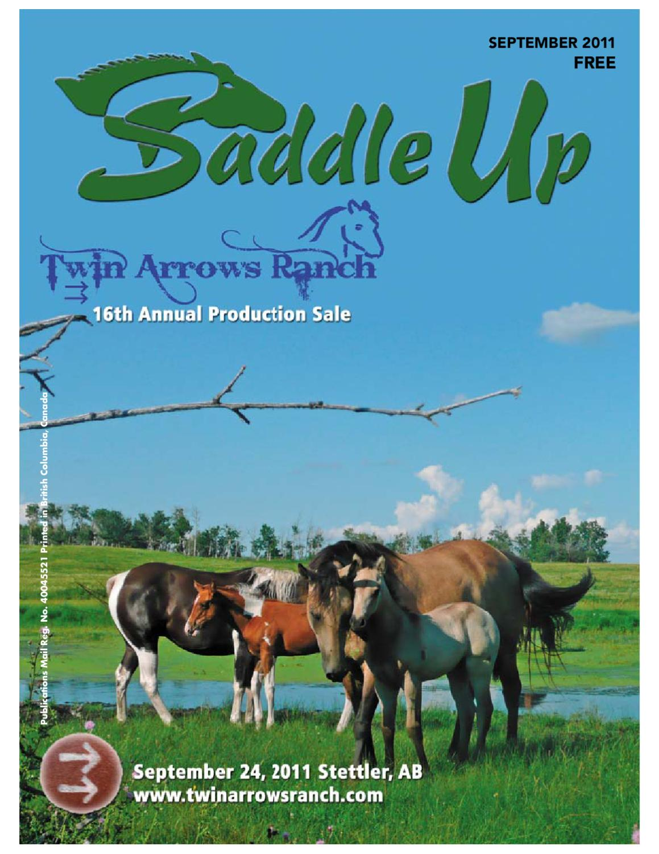 Saddle Up Sept 2011 By Magazine Issuu The Little Things She Needs Kashira 2b Brown Cokelat 38