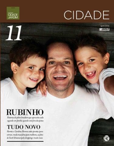 cd3f4f9de58 11 RUBINHO Histórias do piloto brasileiro que aproveita cada segundo em  família quando está fora das pistas