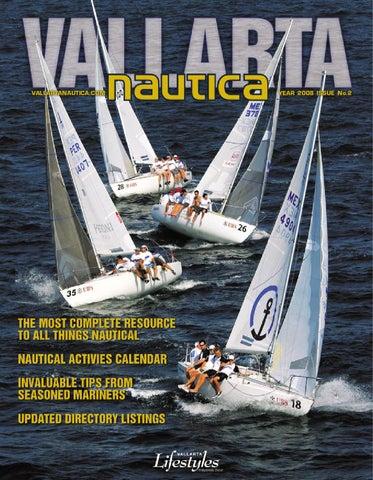 Vallarta Nautica 2008 by Vallarta Lifestyles Media Group - issuu cdad5bf095aa