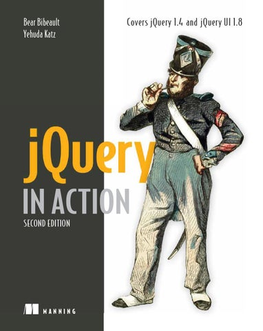 jQuery in Action by erik flores - issuu