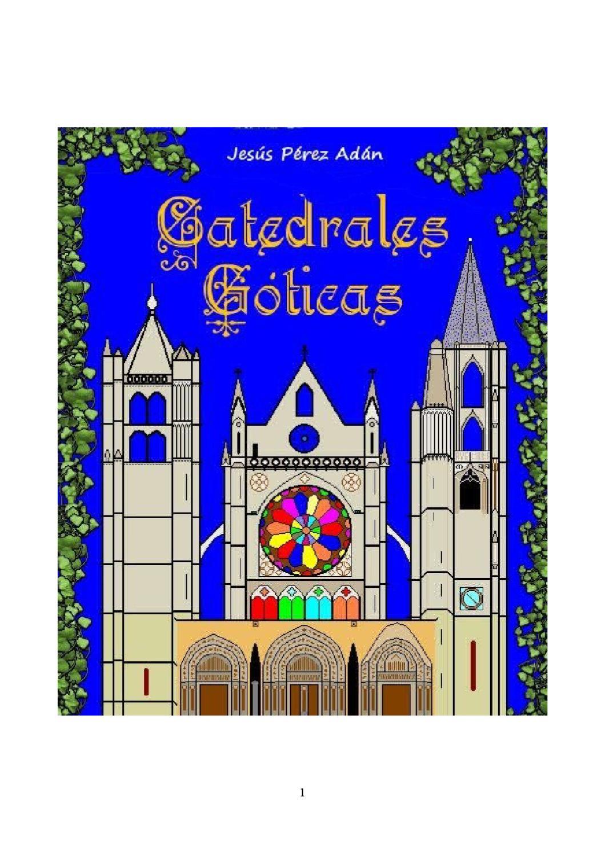 Perfect Catedrales Goticas_2ed By La Gárgola De Cristal   Issuu