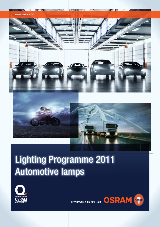 Osram 900501B Headlight Bulb Halogen HB3 9005 12V 60W P20d Replacement Spare