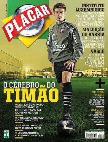 Placar Edicao Agosto 1357 by Revista Placar - issuu 4a673751444d7