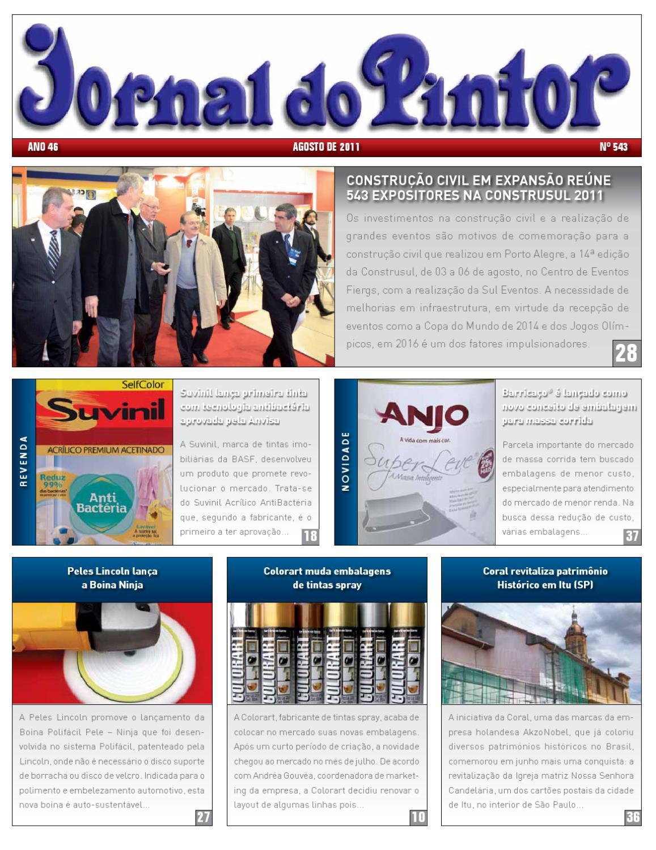 JP  543 by Jornal do Pintor - issuu 7e6f012a9f8
