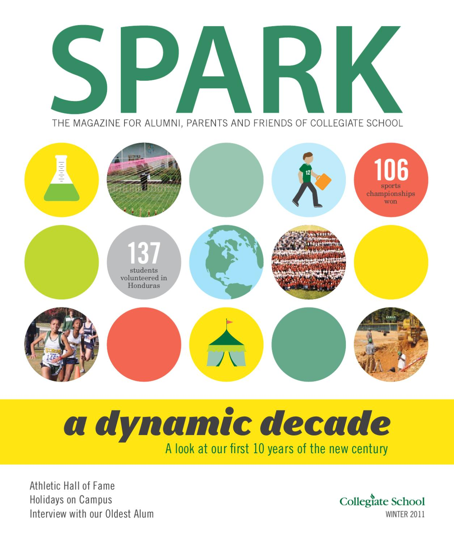 Spark winter 2011 by collegiate school issuu sciox Images