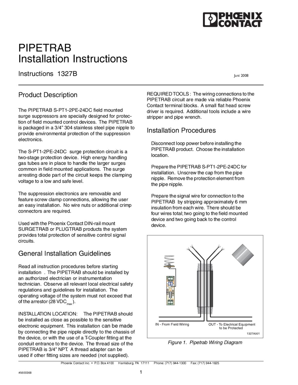 Pipetrab Installation Instructions By Aqua Technology Group Issuu Loop Electrical Wiring Diagram
