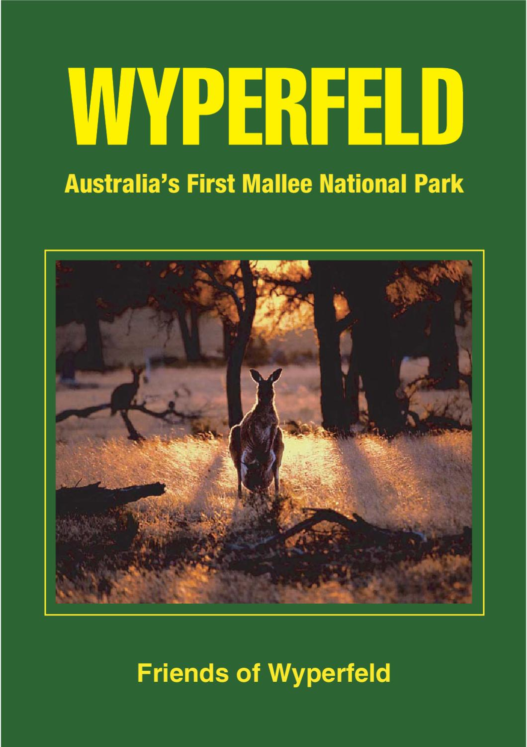 Wyperfeld-Australia's First Mallee National Park by