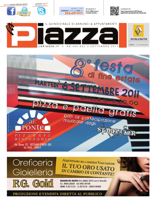 b525bb189b5d la Piazza 404 by la Piazza di Cavazzin Daniele - issuu