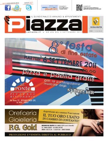 la Piazza 404 by la Piazza di Cavazzin Daniele - issuu 79ed8b98bc430