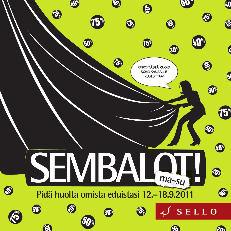 Sellon Sembalot 12.-18.9.2011 by Mainostoimisto Värikäs Oy - issuu dedfc79c8d