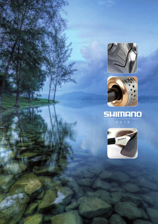 1ba9c1cdbd Shimano catalogue 2012 English by Shimano Europe Fishing Holding BV - issuu