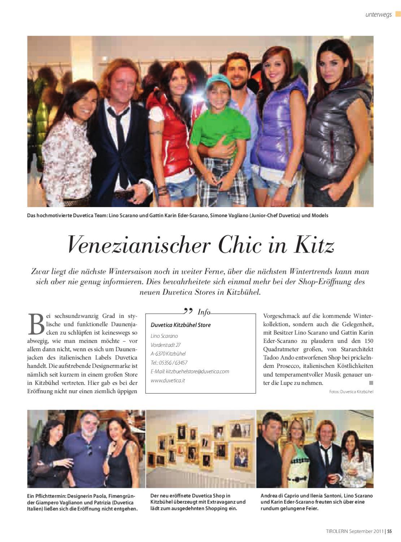 Duvetica Shop Kitzbühel