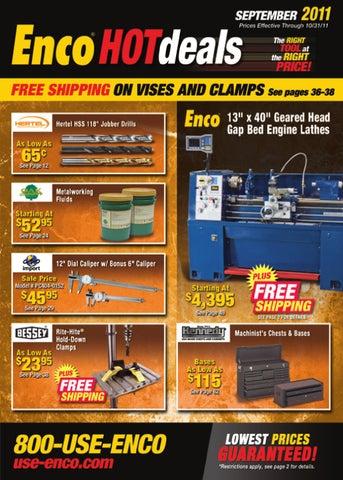 Enco's December HOT Deals Sales Catalog by Enco - issuu on