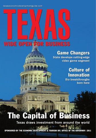 Texas texaseconomicdevelopmentguide.com