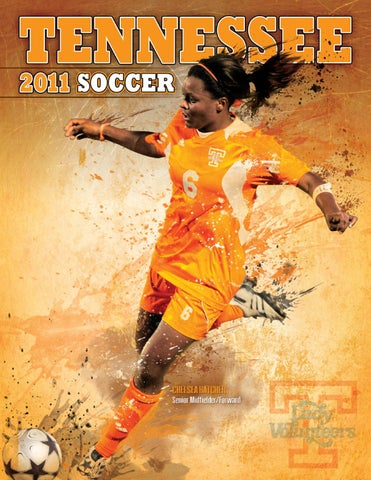 2011 Tennessee Soccer Media Guide by The University of Tennessee ... 6215194d0