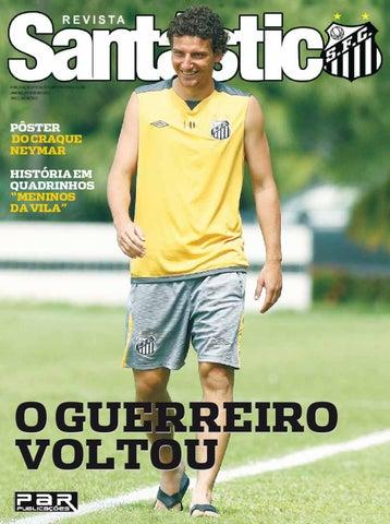 34ffe67b03 Revista Santástico - Edição 03 by Santos Futebol Clube - issuu