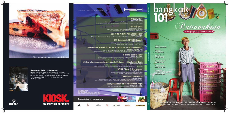 6777a7ce65ad Bangkok 101 - October 2009 by Talisman Media - issuu