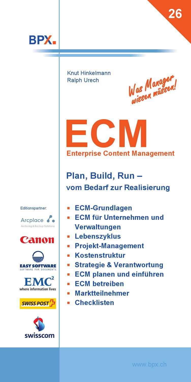 ECM Enterprise Content Management by BPX - issuu