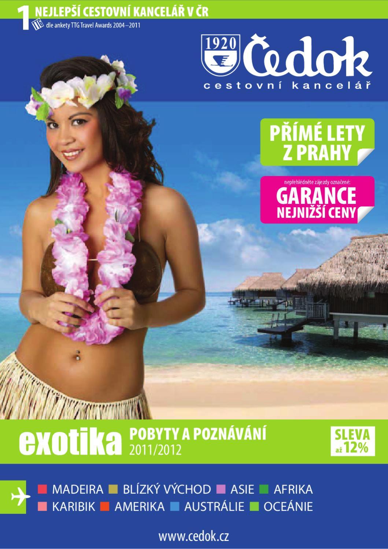 Exotika - pobyty a poznávání 2011 2012 by CK Čedok a.s. - issuu edf8875a4b