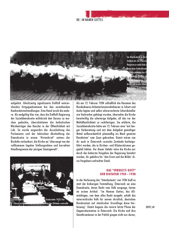 Broschüre Die Geschichte Des Faschismus In österreich By