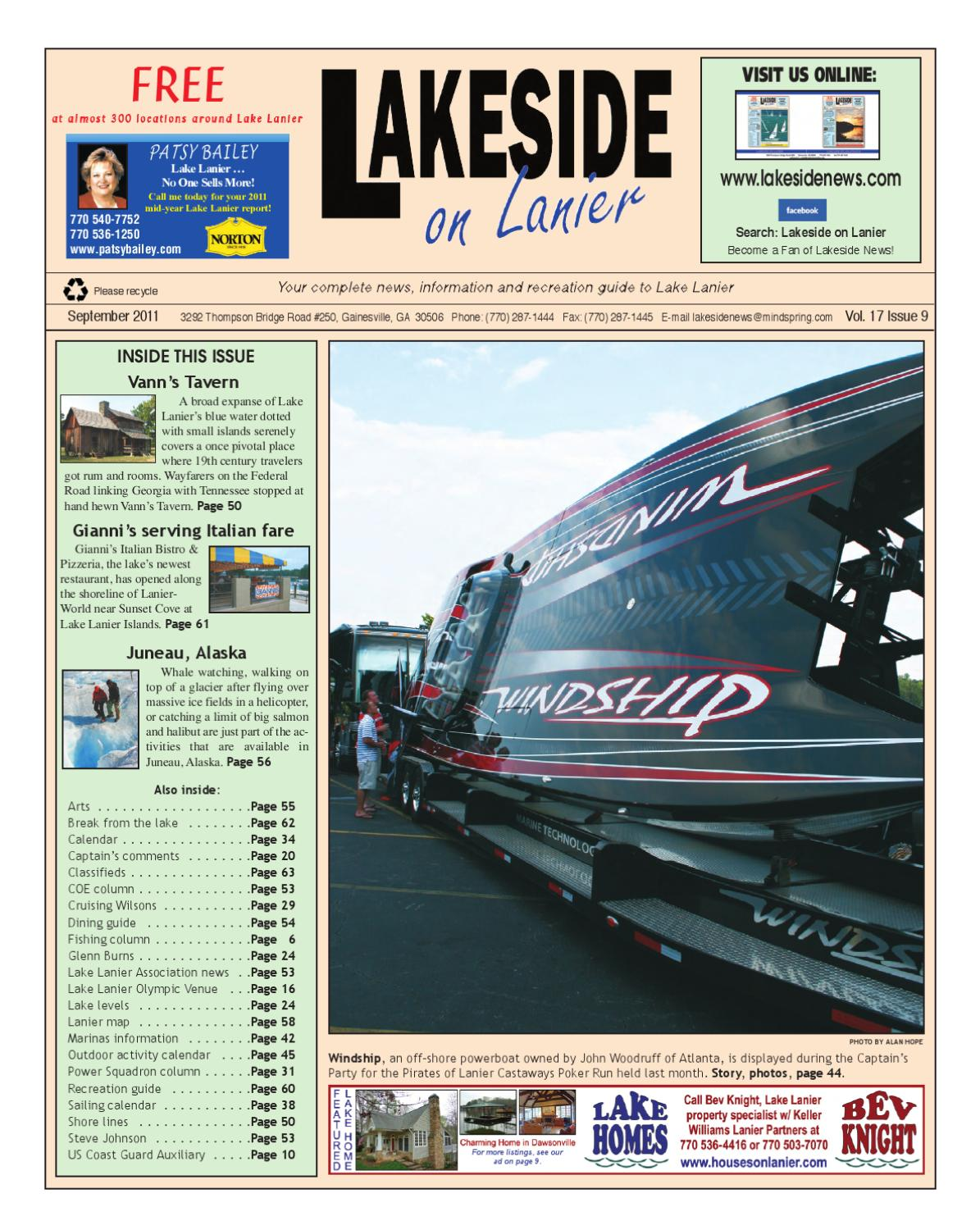 cd3f71de9be4b LakesideonLanierSept11 by Lanier Publishing Inc. - issuu