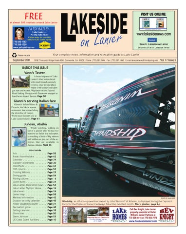 d9e9526cf9045 LakesideonLanierSept11 by Lanier Publishing Inc. - issuu