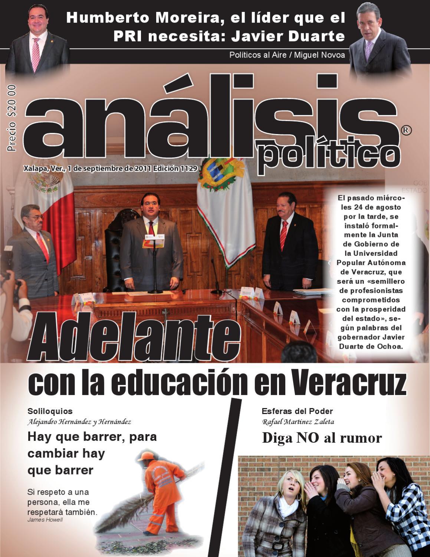 edicion digital 1129 by meliton morales issuu