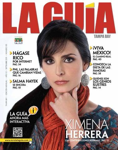 La Guia Tampa Bay - Septiembre by TV Net Media Group, LLC. - issuu