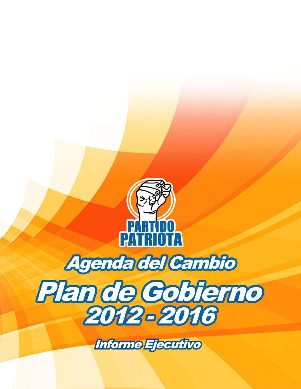 agenda patriota by manuel solis issuu