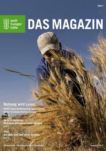 Das Magazin 32011 By Welthungerhilfe Issuu