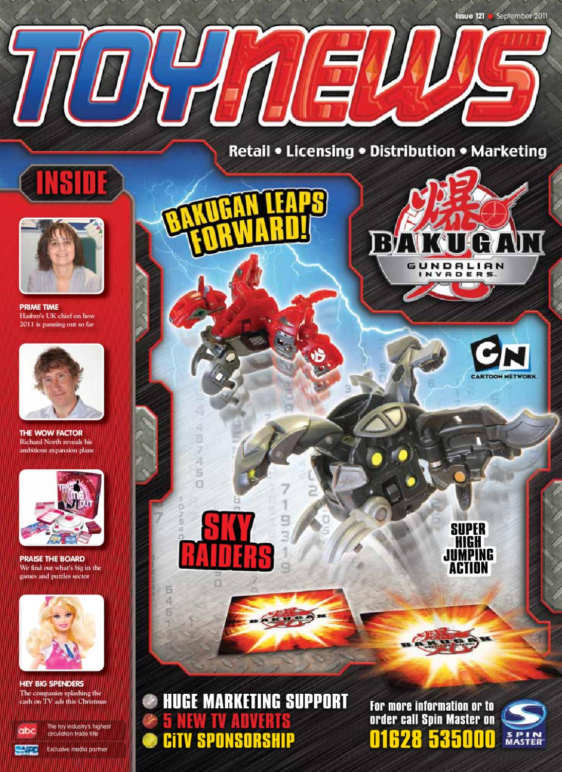 Toynews Issue 121 September 2011 By Intent Media Now Newbay Tomica Disney Series Dream Star 5th Anniversary Europe Issuu