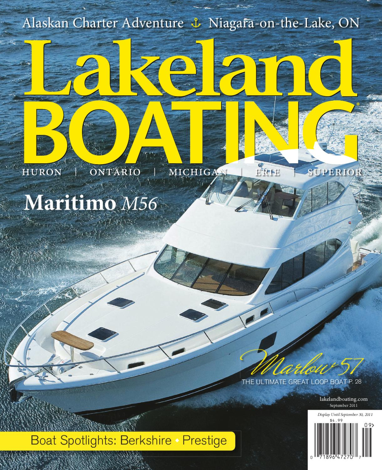 Lakeland Boating September 2011 By Magazine Issuu 96 Crownline Wiring Diagram