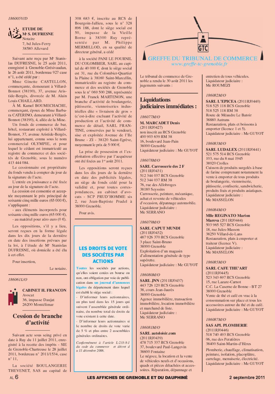 Ventes Aux Enchères Et Immobilière By Les Affiches Issuu - 2f carrelage