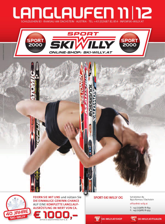 Details zu TRAK Nova T 1000 Langlaufski 205 cm + Salomon Flex 105 Steigzone Langlauf Ski