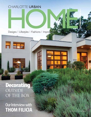 Home Design Magazine charlotte home design & decor magazinehome design &amp