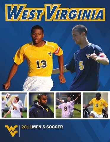 44aedb8c54f0 2011 WVU Men s Soccer Guide by Joe Swan - issuu