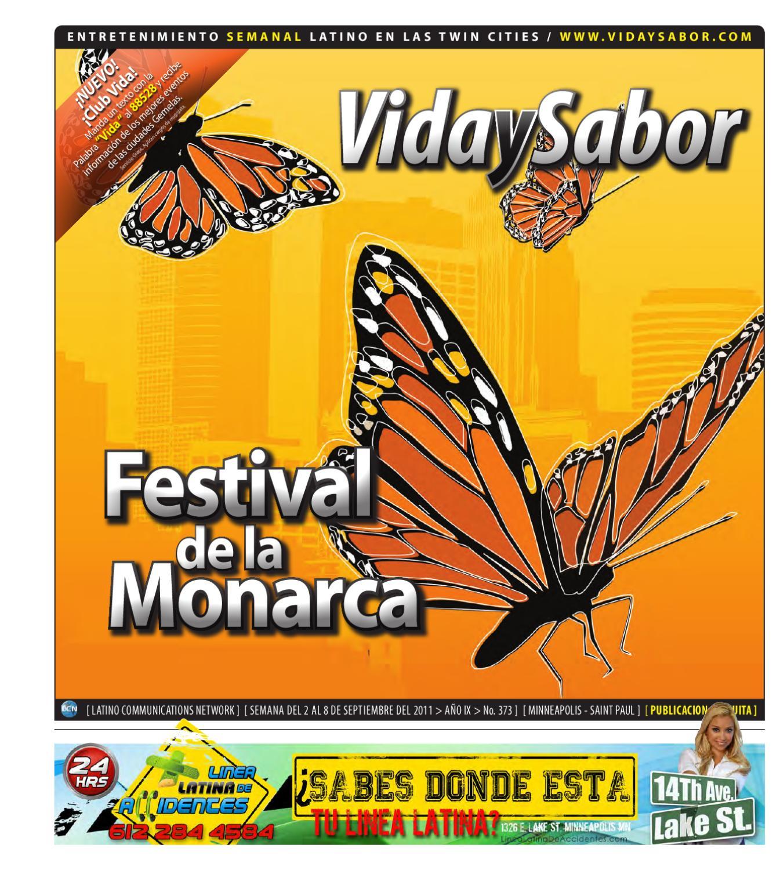 Vida y Sabor - 373 by Latino Communications Network LLC - issuu