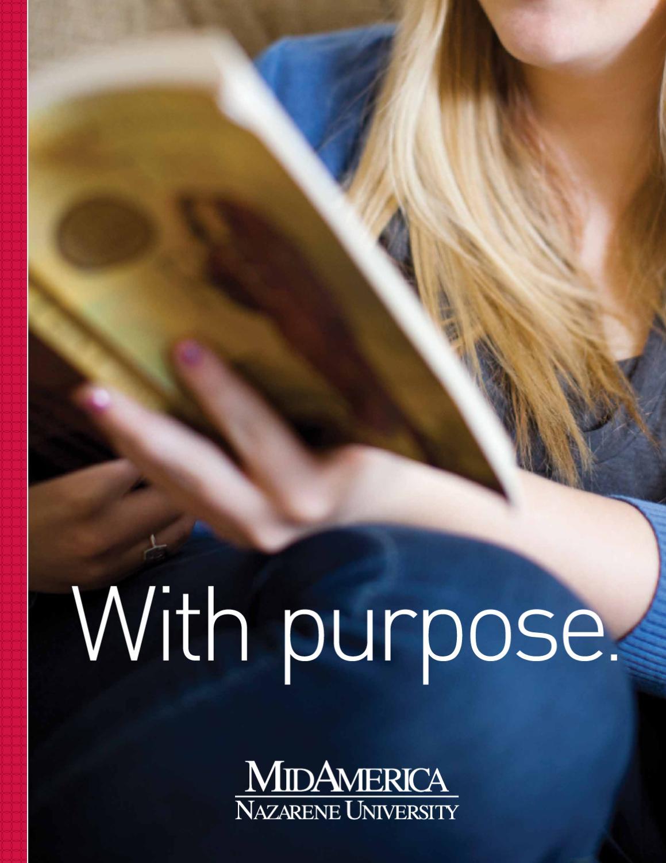 MNU Viewbook by MidAmerica Nazarene University - issuu