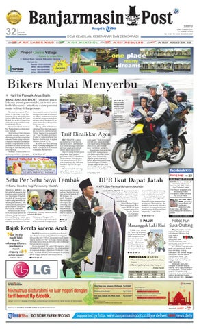 Banjarmasin Post edisi cetak Sabtu 3 September 2011 by Banjarmasin ... 0400644c29