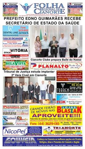 d5294280ce Folha Regional de Cianorte - Ed 518 by Folha Regional de Cianorte ...