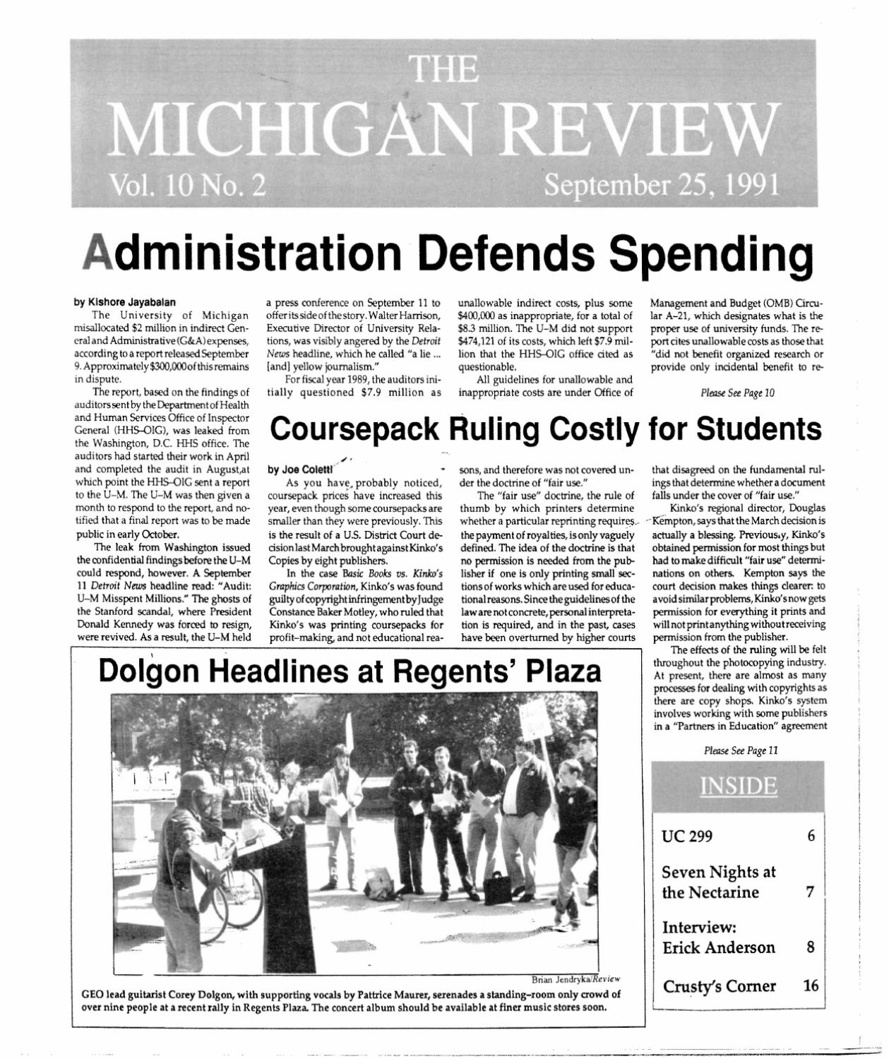 vol_10_no_2 by Michigan Review - issuu
